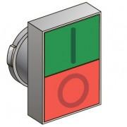 Головки кнопок управления с двойным толкателем