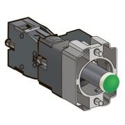 Основание с LED модулем подсветки (прямое включение) и контактным блоком