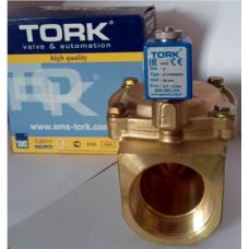 Соленоидный клапан TORK S101008460N24VDC(Т-GP108)НЗ ДУ50