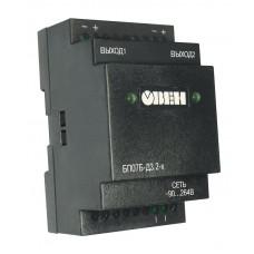 Двухканальный блок питания ОВЕН БП07Б-Д3